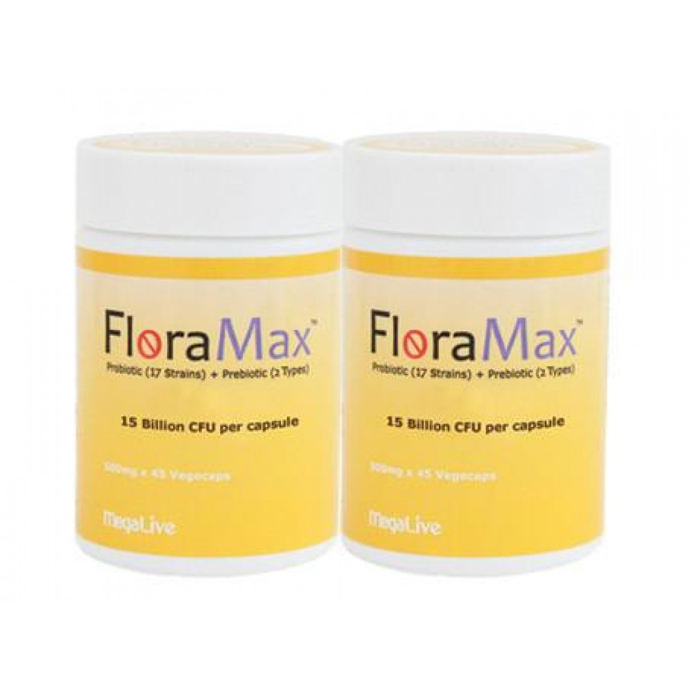 MEGALIVE FLORAMAX 2*45S
