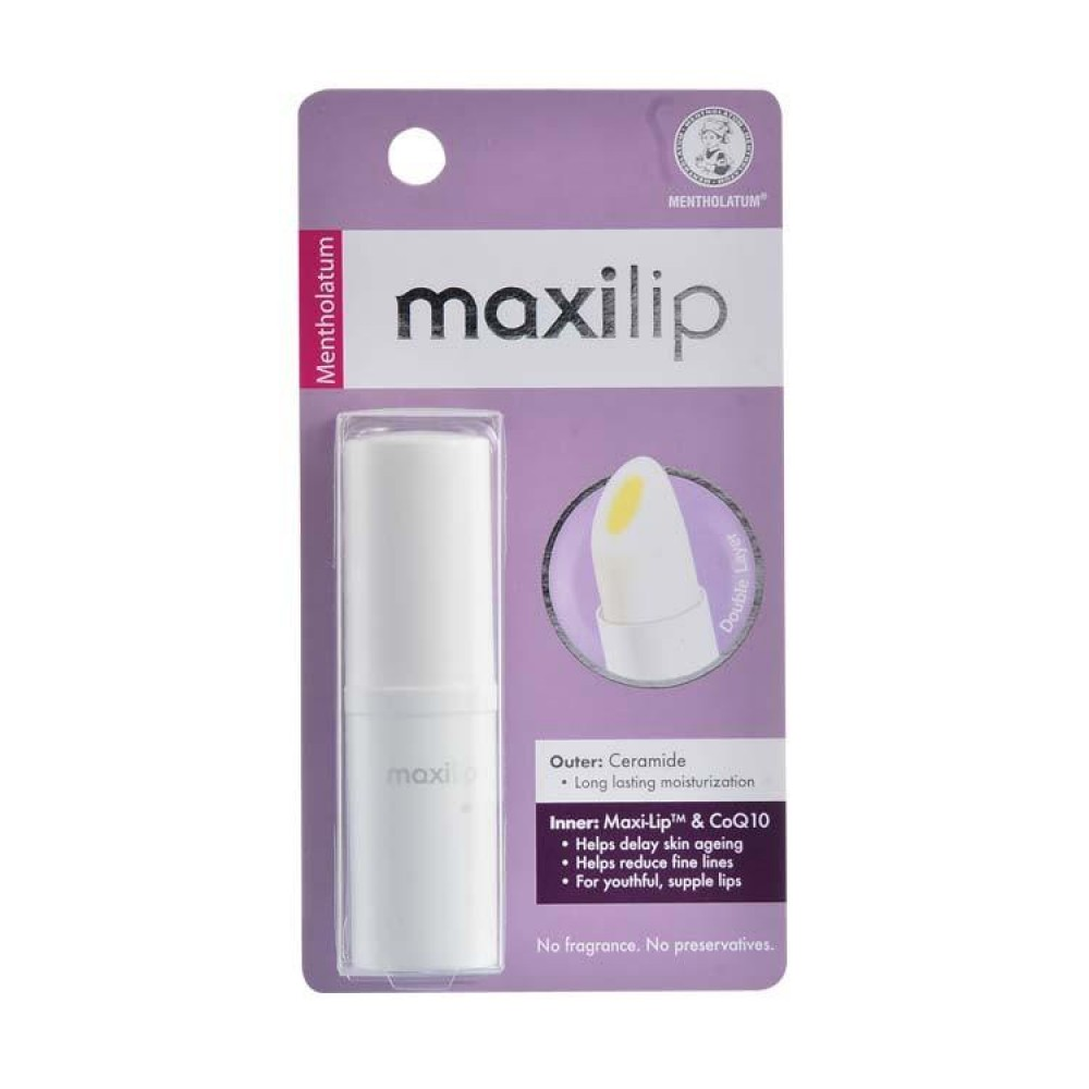 Mentholatum Maxilip Lipbalm Anti Aging 3.8g
