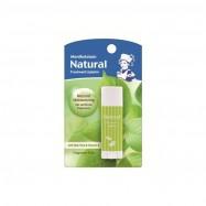 image of Mentholatum Natural Treatment Lipbalm 3g