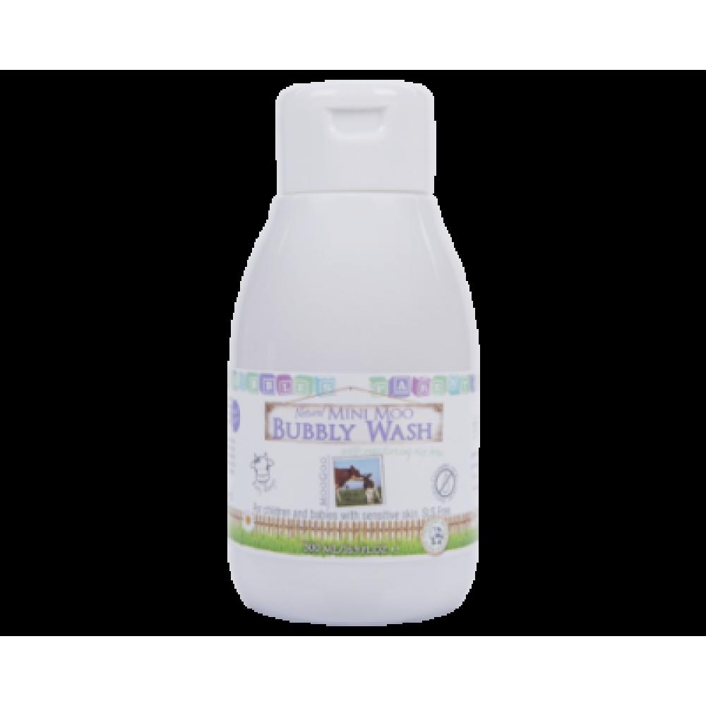Moogoo Mini Moo Bubbly Wash 500ml
