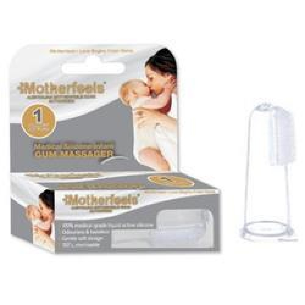 Motherless Medical Silicone Infant Gum Massager
