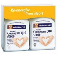 image of NATURAL VITAHEALTH COENZYME Q10 5000