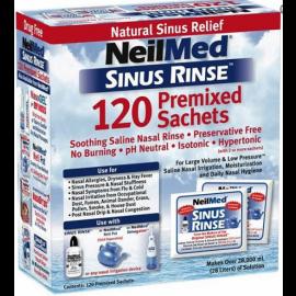image of Neilmed Sinus Rinse 120 Premixed Sachet