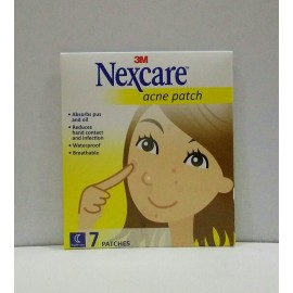 image of Nexcare acne patch 7 patches