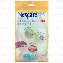 image of Nexcare Bath & Shower Glove Nexcare Bath & Shower Glove