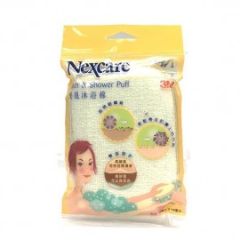 image of Nexcare Bath & Shower Puff