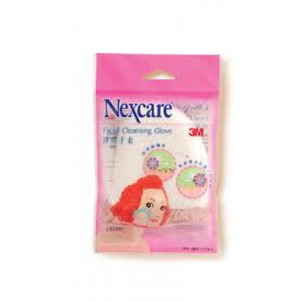 Nexcare Facial Cleansing Glove Nexcare Facial Cleansing Glove