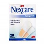 Nexcare Transperent Strip 20s