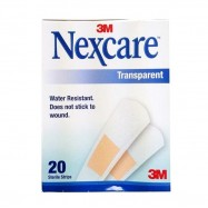 image of Nexcare Transperent Strip 20s