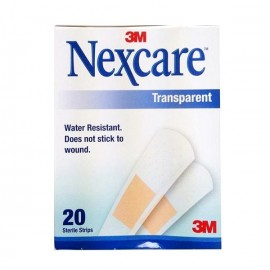 image of Nexcare Transperent Strip 20s