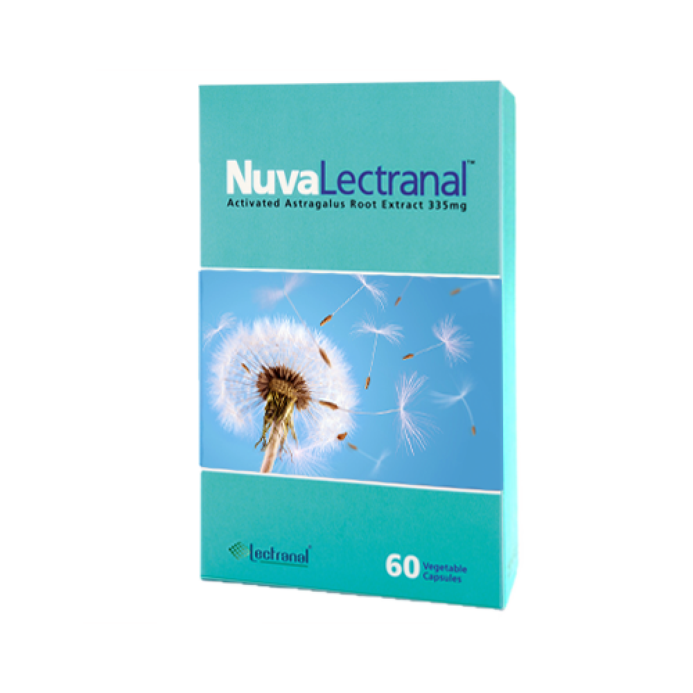 Nuvalectranal 60 vegetable capsules