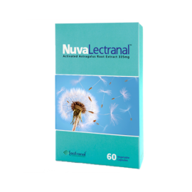 image of Nuvalectranal 60 vegetable capsules