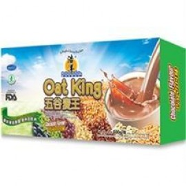 image of Oat King Chocolate Box 600g (20gx30s)