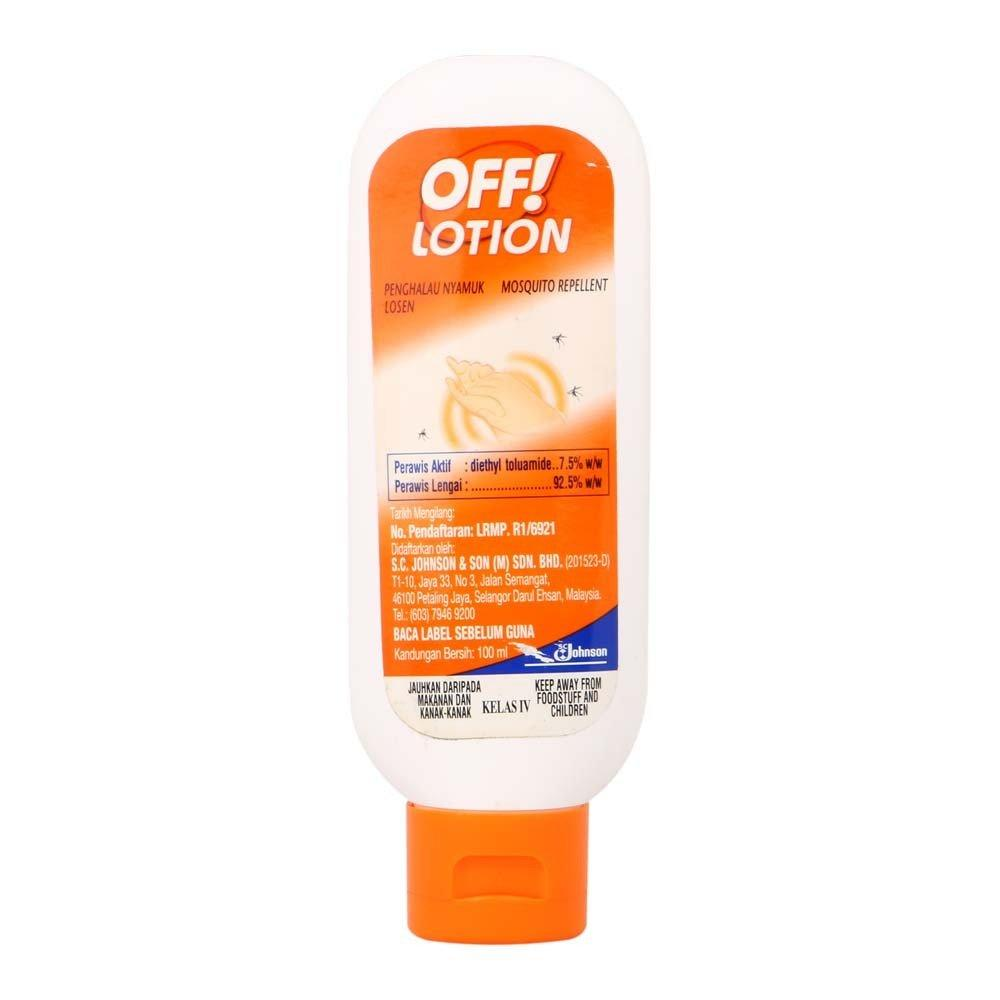 OFF! Lotion 100ml