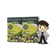 image of OLIVENOL ESSENCE CAPSULES 60s X2 (twin pack)