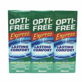 image of Opti-Free Express 3x355ml