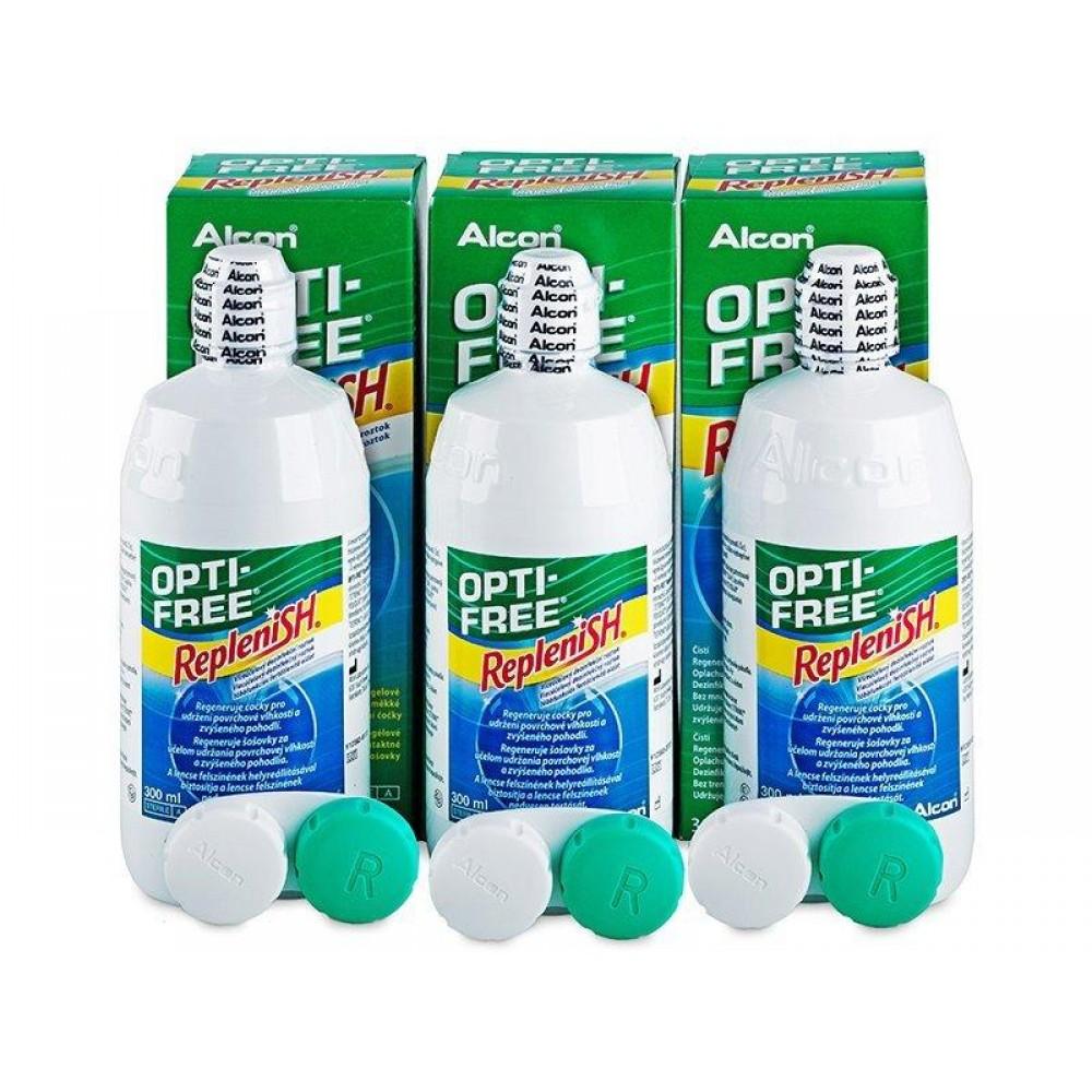 Opti-free Replensh 300ml*3