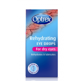 image of Optrex rehydrating Eye Drop (for dry eye) 10ml