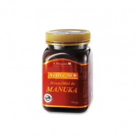 image of Oregan Active 30+ Manuka Honey 500g
