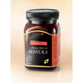 image of Oregan Active15+ MAnuka Honey 500gm