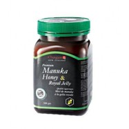 image of OREGAN MANUKA HONEY & ROYAL JELLY 500GM