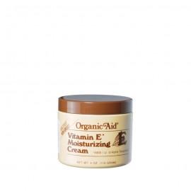 image of Organic Aid Vitamin E Moisturizing Cream 40Z