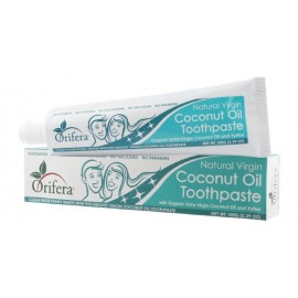 image of Orifera Natural VCO Toothpaste 150g
