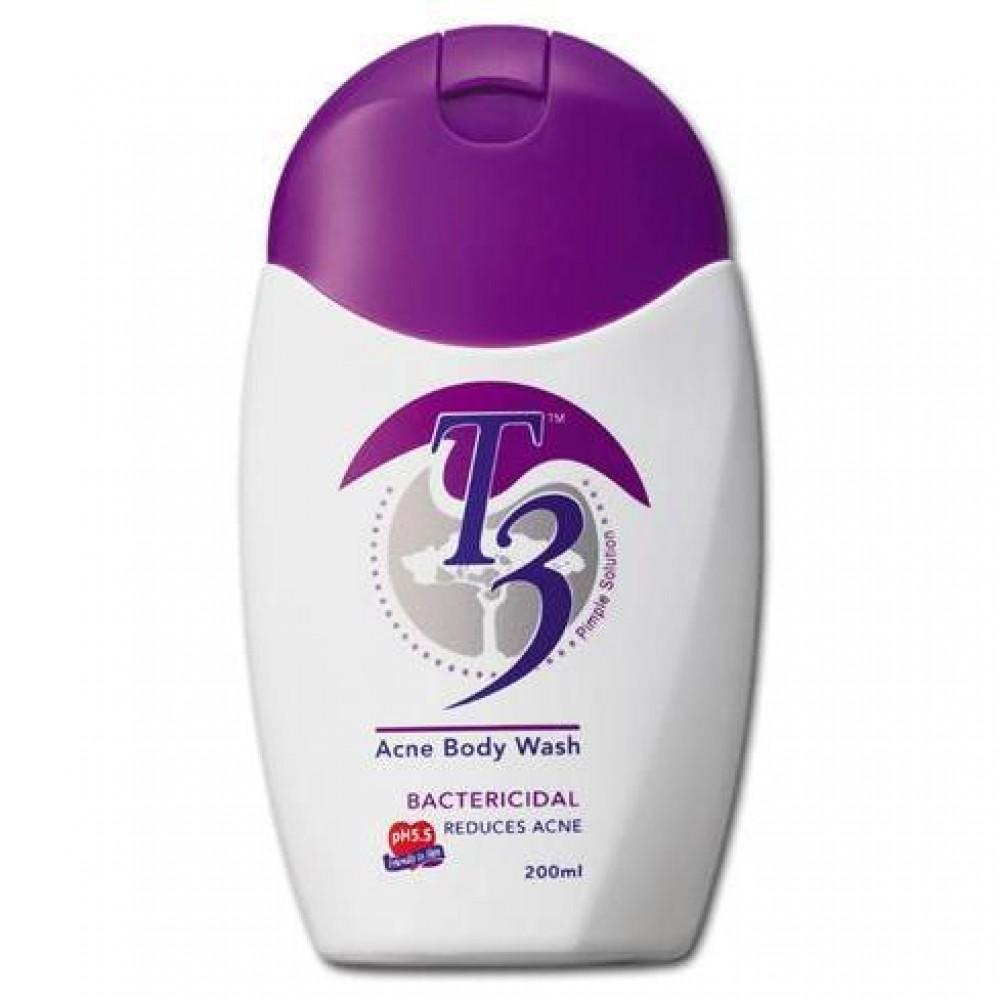 T3 Acne Body Wash 200ml