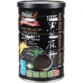 image of Ferme Sunshine 100% Black Sesame Powder 500g
