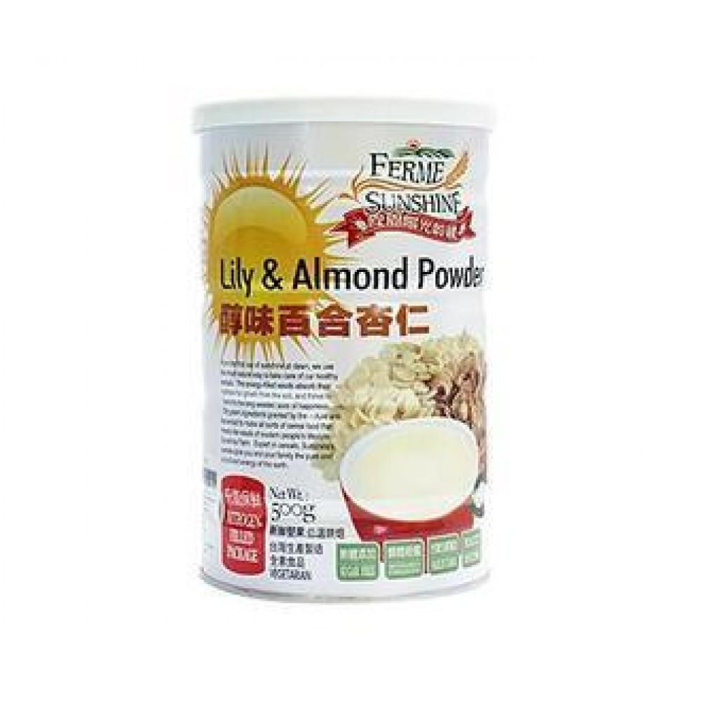 Ferme Sunshine Lily & Almond Powder 500g
