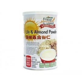 image of Ferme Sunshine Lily & Almond Powder 500g