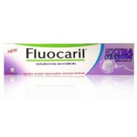 image of Fluocaril Bi-Fluore Extra Sensitive Toothpaste 100g