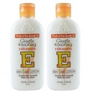image of Fruit of the Earth Vitamin E Lotion 118mlx2 (value pack)