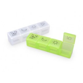 image of Fullicon Bobo Pill Box (4 compartments)
