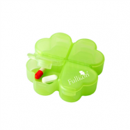 image of  Fullicon Clover Pill Box