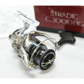 image of Shimano Stradic FK C3000HG Spinning Reel
