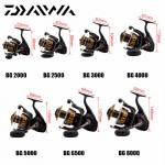 Daiwa BG 2000 - 8000 SPINNING REELS