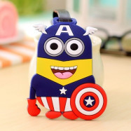 image of Cute Cartoon Design Luggage Tag
