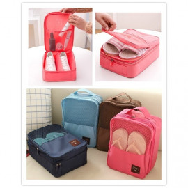 image of Shoe Bag Traveling Multi Purpose Big Capacity Outstation