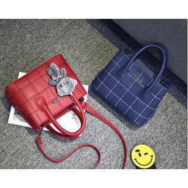 image of Korean Fashion Shoulder bag sling bag with handle Big Capacity