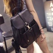 image of Korean Fashion Backpack -Casual/Travel use backpack