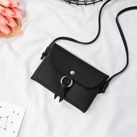 image of Mini sling bag purse wristlet mini handbag