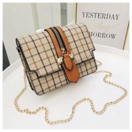 image of Retro Fashion Woman Sling Bag Casual Fashion Korean