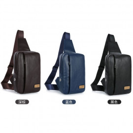 image of Chest bag Shoulder bag Cross body bag Casual Sport Bag