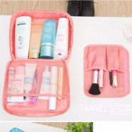 image of Cosmetic Bag Travel Bag Portable Water Proof