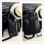 Korean Fashion Backpack -Casual/Travel use backpack