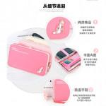 Multi-color smartphone wristlet / purse / wallet 5.5 inch