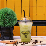 image of One (1) Green Tea or Cocoa Drinks