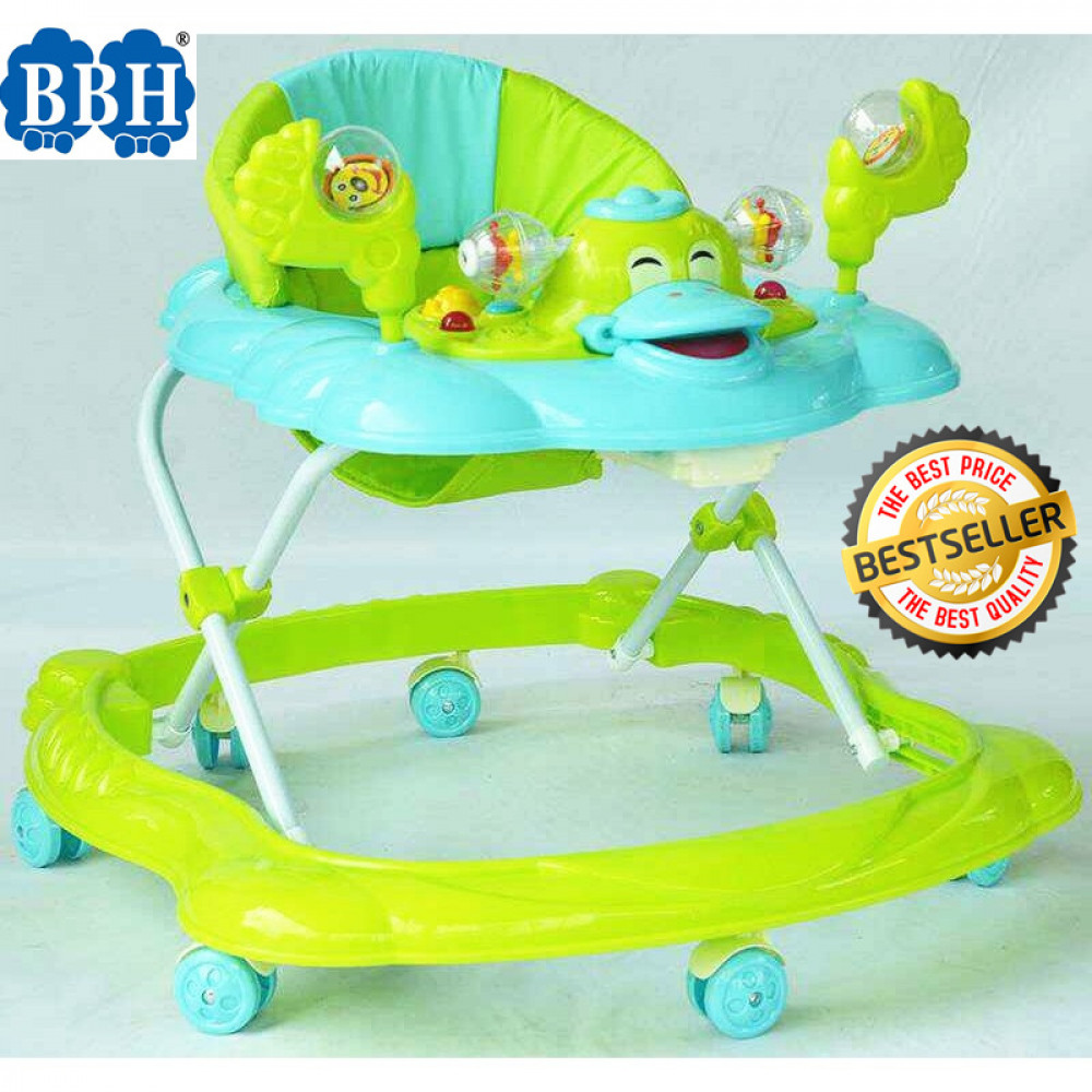 BBH 315 Walker Free Stopper And English Song & Best Seller!! (Green)
