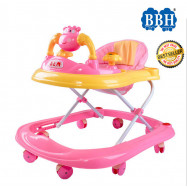 image of BBH Wide Round Bottom Baby Walker Clearance Stock 817 LIMITED 24 Units